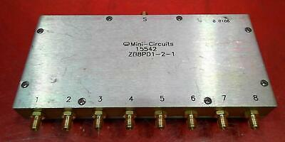MINI CIRCUITS ZB8PD-2 Power Splitter Combiner SMA connector - $17 99