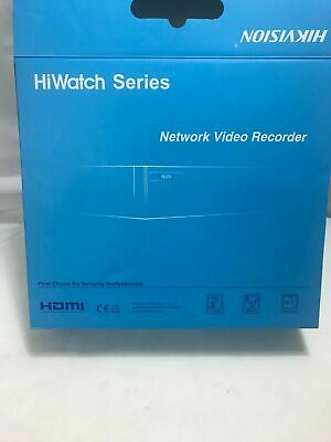 **Clearance** Hikvision Hiwatch NVR-216M-A//8P 16ch IP NVR Recorder with 8x PoE