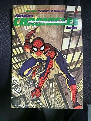 Fantaco's Chronicles Series #5 The History Of Spider-Man Great Ditkoesque Cover