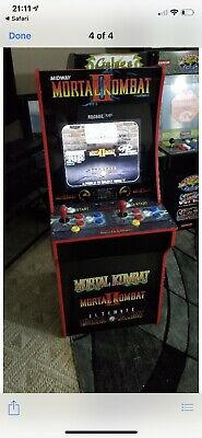 Arcade 1Up Mortal Kombat Walmart Exclusive