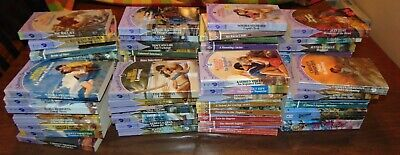 Lot of 76 Romance Novels PB Books Harlequin & Silhouette Special Edition