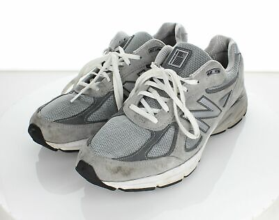 new product 32cb8 939b7 NEW BALANCE M990NV3: 990 Made in the USA Navy Mens Running ...