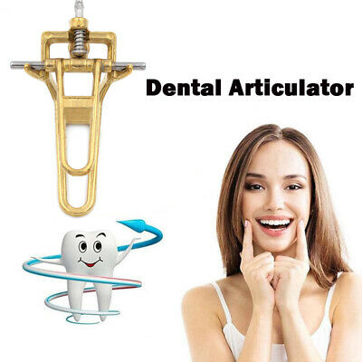 Dental Lab Tools Small Size Adjustable Equipment Denture Teeth Articulator
