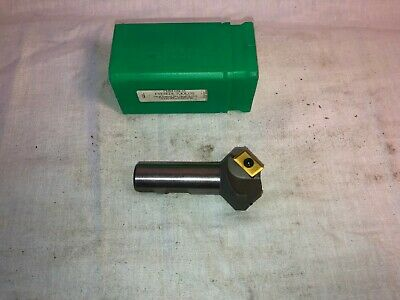 Everede Tool Carbide Insert Chamfer Mill CHM-688-45 45 Degree for Machinist