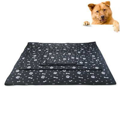 Summer Pet Dog Animal Cooling Sleeping Mat Car Seat Blanket Bed Play Game Pad