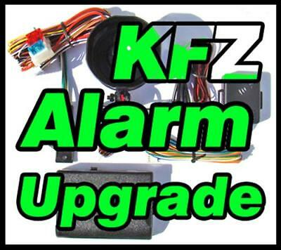 Upgrade Alarmanlage+2 Sensoren Fiat Stilo 2001-2008