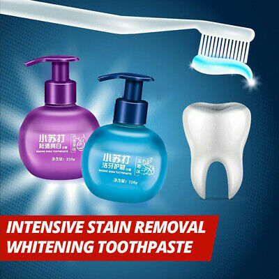 Intensive Stain Removal Whitening Toothpaste Fight Bleeding Gums Toothpaste R%R