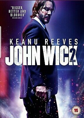 John Wick 2 Keanu Reeves  2017 UV