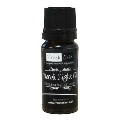 10ml Neroli Light Essential Oil - 100% Pure, Certified & Natural - Aromatherapy