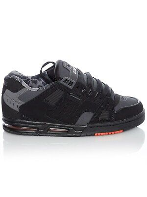 reputable site c39eb 1b72f GLOBE SCARPE SABRE 39 42 42.5 nere black/night/red da uomo donna skate shoes
