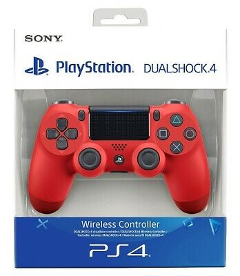 Sony Controller Dualshock 4 V2 Red PS4