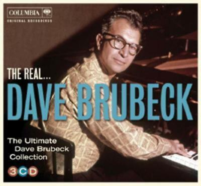 The Real Dave Brubeck - Dave Brubeck [CD]