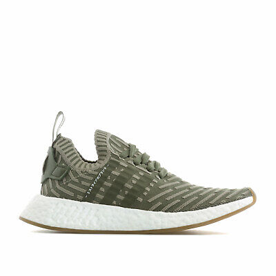 Adidas NMD Femme Adidas adidas Originals NMD R2 Baskets Vert Vert – Your Space PLC