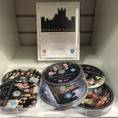 Downton Abbey The Complete Collection Series 1-6 DVD - Fast and Free Delivery