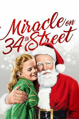 Miracle on 34th Street (DVD, 2017, 70th Anniversary)
