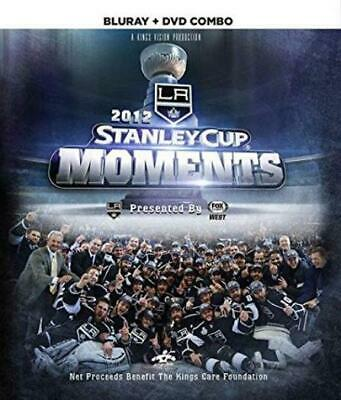 2012 Stanley Cup Moments 2-Disc Set BLU-RAY DVD MOVIE VIDEO LA Kings champions