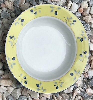 Royal Doulton Soup/Pasta Bowls Pattern Blueberry