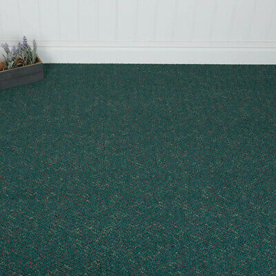 16 x Tessera Carpet Tiles - Jazz Tones Design - Savannah Green - 4m2