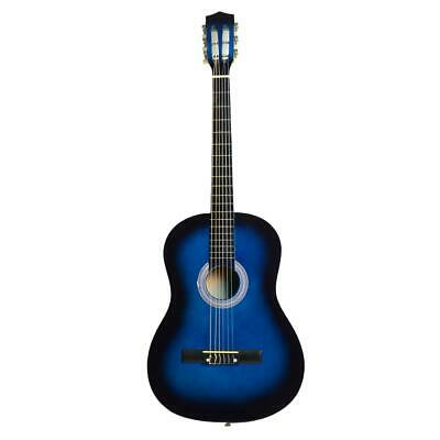 "38"" 6 Strings Acoustic Classic Guitar 3/4 Size For Beginners Student / Adults US"