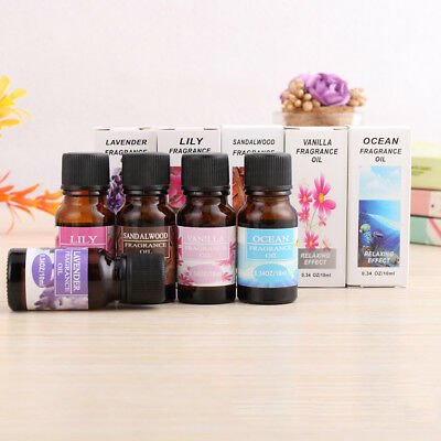 *Natural 10ML Essential Oil Pure Aromatherapy Essential Oil Fragrance Aroma New*