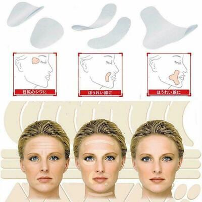 Ultra Thin Facial Lift Patches For Wrinkles & Lines Firming New Skin Q4E8