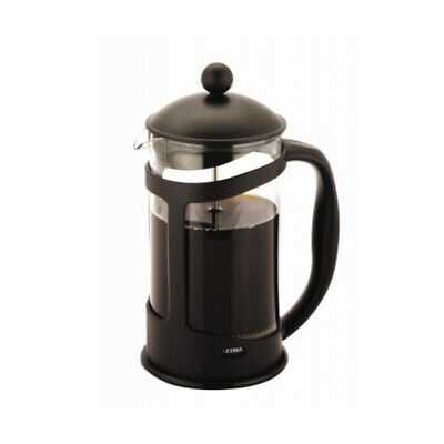 Colours Black 8 Cup Cafetiere Zodiac NEW