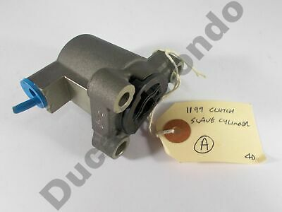 Clutch slave cylinder OEM Ducati 899 959 1199 1299 Panigale 19540061A complete