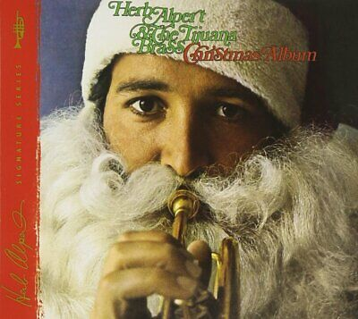 Christmas Album [Digipak] by Herb Alpert & the Tijuana Brass Audio CD