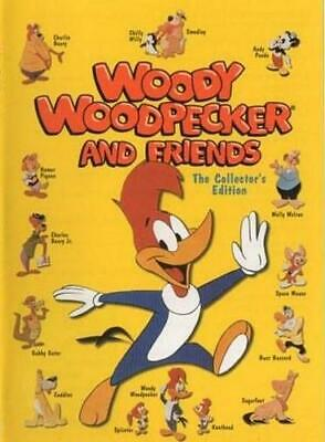 Woody Woodpecker and Friends: The Collector's Edition Vol. 1-4, 6-8 (DVD 7-Disc)