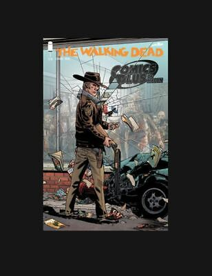 The Walking Dead 15th Anniversary Issue  # 1  Variant cover  Near Mint Copy