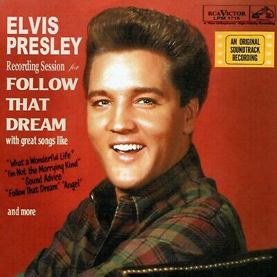 Elvis Presley The Recording Sessions Follow That Dream