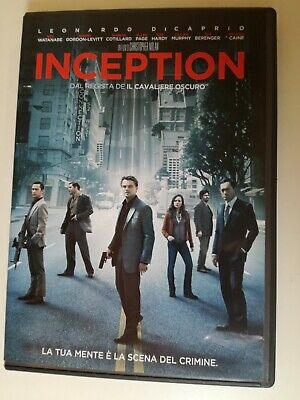 Inception (Azione USA) DVD film di Christopher Nolan con Leonardo DiCaprio