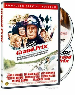 Grand Prix (Two-Disc Special Edition) [DVD] NEW!