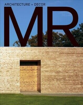 Mr Architecture + Decor, Hardcover by Mann, David; Abramovitch, Ingrid (CON),...