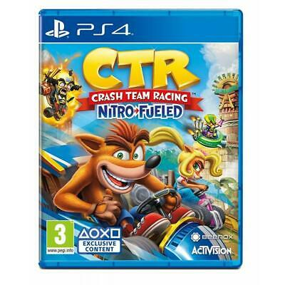 Activision Ps4 Crash Team Racing Nitro-Fueled