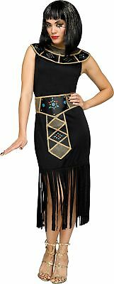 Womens Deluxe Cleopatra Egyptian Collar Belt Costume Accessory Kit Set