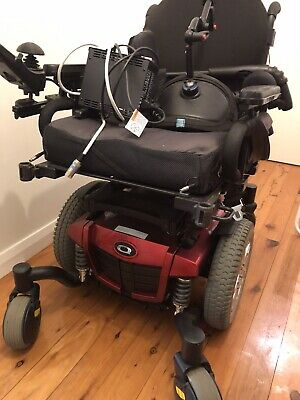 Electric Wheelchair, VERY GOOD CONDITION, comes with parts