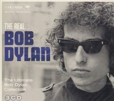 Bob Dylan / The Real Bob Dylan - Best Of - Hits - Collection (3-CDs, NEW! OVP)