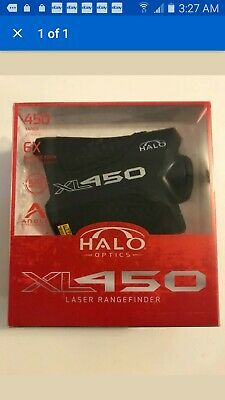 Halo XL450 Rangefinder new in box sealed, brand new, free shipping!!