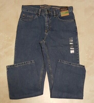 Boys Roebuck & Co by Levi Denim Blue Jeans-Regular & Husky