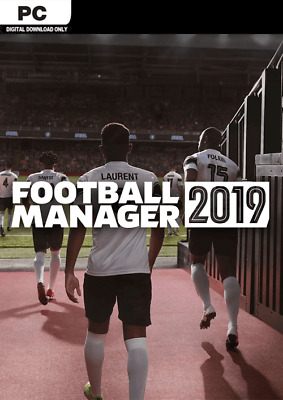 FOOTBALL MANAGER 2019 + FM 2019 Touch PC - STEAM MULTILANGUAGE FM19 - Game FM 19