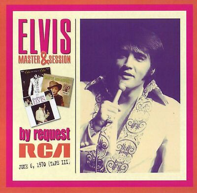 Elvis Presley By Request Tape  3