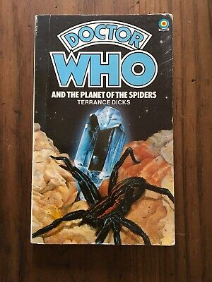 Doctor Who and the Planet of the Spiders by Terence Dicks (Paperback)