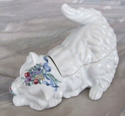 Elizabeth Arden 1981 SOUTHERN HEIRLOOMS Collection PLANTATION CAT - No Box