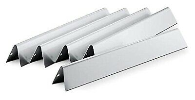 Flavorizer Bars for Weber Genesis 300 BBQ Gas Grills Series Stainless Steel 5pcs