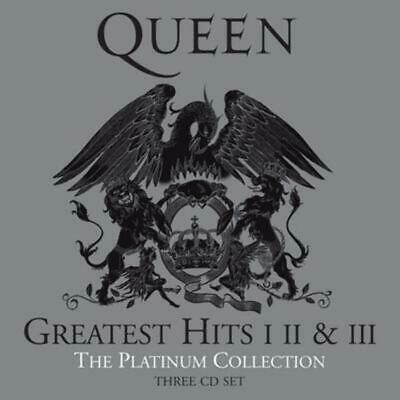 Greatest Hits I II & III: The Platinum Collection - Queen [CD]