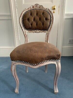Louis XVI French style chair - Italian manufactured - Free collection in London