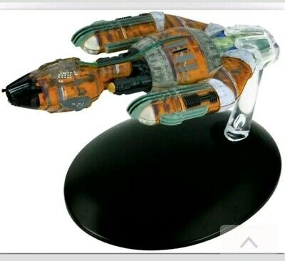 Star Trek The official Starships collection Krenim Warship #149 NEW and sealed