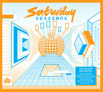 Saturday Sessions CD NEW