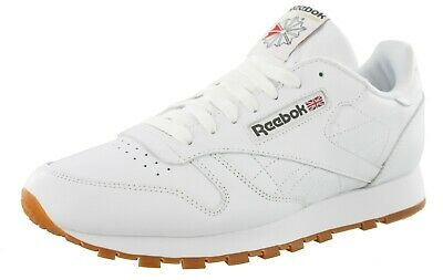 Reebok Men's Classic Leather Retro Walking Shoes